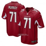 Camiseta NFL Game Arizona Cardinals Justin Murray Rojo