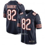 Camiseta NFL Game Chicago Bears Eric Saubert Azul