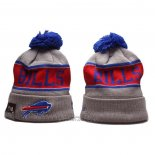 Gorro Beanie Buffalo Bills Gris