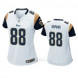 Camiseta NFL Game Mujer Los Angles Rams Brycen Hopkins Blanco