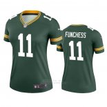 Camiseta NFL Legend Mujer Green Bay Packers Devin Funchess Verde