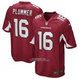 Camiseta NFL Game Arizona Cardinals Jake Plummer Retired Rojo