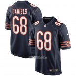 Camiseta NFL Game Chicago Bears James Daniels Azul