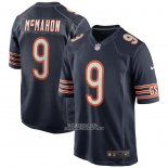 Camiseta NFL Game Chicago Bears Jim Mcmahon Retired Azul