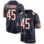 Camiseta NFL Game Chicago Bears Joel Iyiegbuniwe Azul