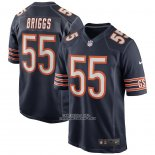 Camiseta NFL Game Chicago Bears Lance Briggs Retired Azul