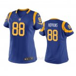 Camiseta NFL Game Mujer Los Angles Rams Brycen Hopkins Azul