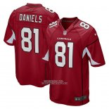 Camiseta NFL Game Arizona Cardinals Darrell Daniels Rojo