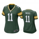 Camiseta NFL Game Mujer Green Bay Packers Devin Funchess Verde
