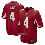 Camiseta NFL Game Arizona Cardinals Andy Lee Rojo