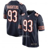 Camiseta NFL Game Chicago Bears James Vaughters Azul