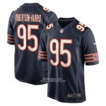 Camiseta NFL Game Chicago Bears Roy Robertson Harris Azul