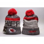 Gorro Beanie Kansas City Chiefs Gris