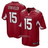 Camiseta NFL Game Arizona Cardinals Chris Streveler Rojo