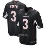 Camiseta NFL Game Arizona Cardinals Josh Rosen Negro