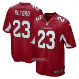 Camiseta NFL Game Arizona Cardinals Robert Alford Rojo