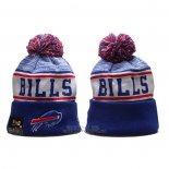Gorro Beanie Buffalo Bills Azul Blanco