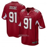 Camiseta NFL Game Arizona Cardinals Michael Dogbe Rojo