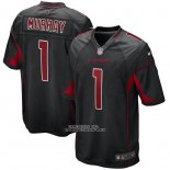Camiseta NFL Game Arizona Cardinals Kyler Murray 2nd Alterno Negro