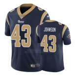 Camiseta NFL Game Hombre St Louis Rams John Johnson Azul