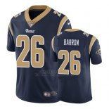 Camiseta NFL Game Hombre St Louis Rams Mark Barron Azul