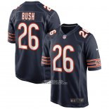 Camiseta NFL Game Chicago Bears Deon Bush Azul