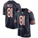 Camiseta NFL Game Chicago Bears J.p. Holtz Azul