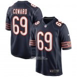Camiseta NFL Game Chicago Bears Rashaad Coward Azul