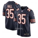 Camiseta NFL Game Chicago Bears Ryan Nall Azul