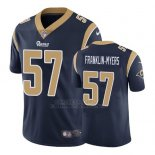 Camiseta NFL Game Hombre St Louis Rams John Franklin Myers Azul