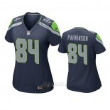 Camiseta NFL Game Mujer Seattle Seahawks Colby Parkinson Azul