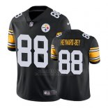 Camiseta NFL Limited Hombre Pittsburgh Steelers Darrius Heyward Bey Negro Vapor Untouchable Throwback