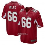Camiseta NFL Game Arizona Cardinals Joshua Miles Rojo