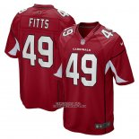 Camiseta NFL Game Arizona Cardinals Kylie Fitts Rojo