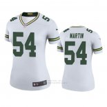Camiseta NFL Legend Mujer Green Bay Packers Kamal Martin Blanco Color Rush