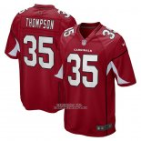 Camiseta NFL Game Arizona Cardinals Deionte Thompson Rojo