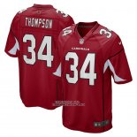 Camiseta NFL Game Arizona Cardinals Jalen Thompson Rojo