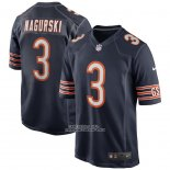 Camiseta NFL Game Chicago Bears Bronko Nagurski Retired Azul