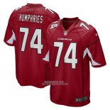 Camiseta NFL Game Arizona Cardinals D.j. Humphries Rojo