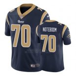 Camiseta NFL Game Hombre St Louis Rams Joseph Noteboom Azul