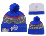 Gorro NFL Buffalo Bills Azul Gris