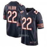 Camiseta NFL Game Chicago Bears Kindle Vildor Azul