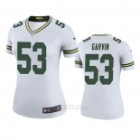 Camiseta NFL Legend Mujer Green Bay Packers Jonathan Garvin Blanco Color Rush