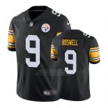 Camiseta NFL Limited Hombre Pittsburgh Steelers Chris Boswell Negro Vapor Untouchable Throwback