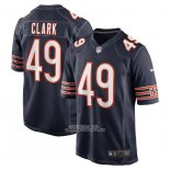 Camiseta NFL Game Chicago Bears Darion Clark Azul