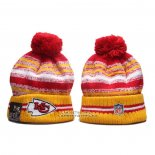 Gorro Beanie Kansas City Chiefs Rojo Amarillo